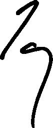 signature tony