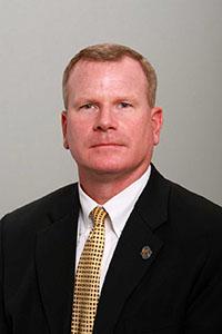 DSU Athletic Director Dr. D. Scott Gines