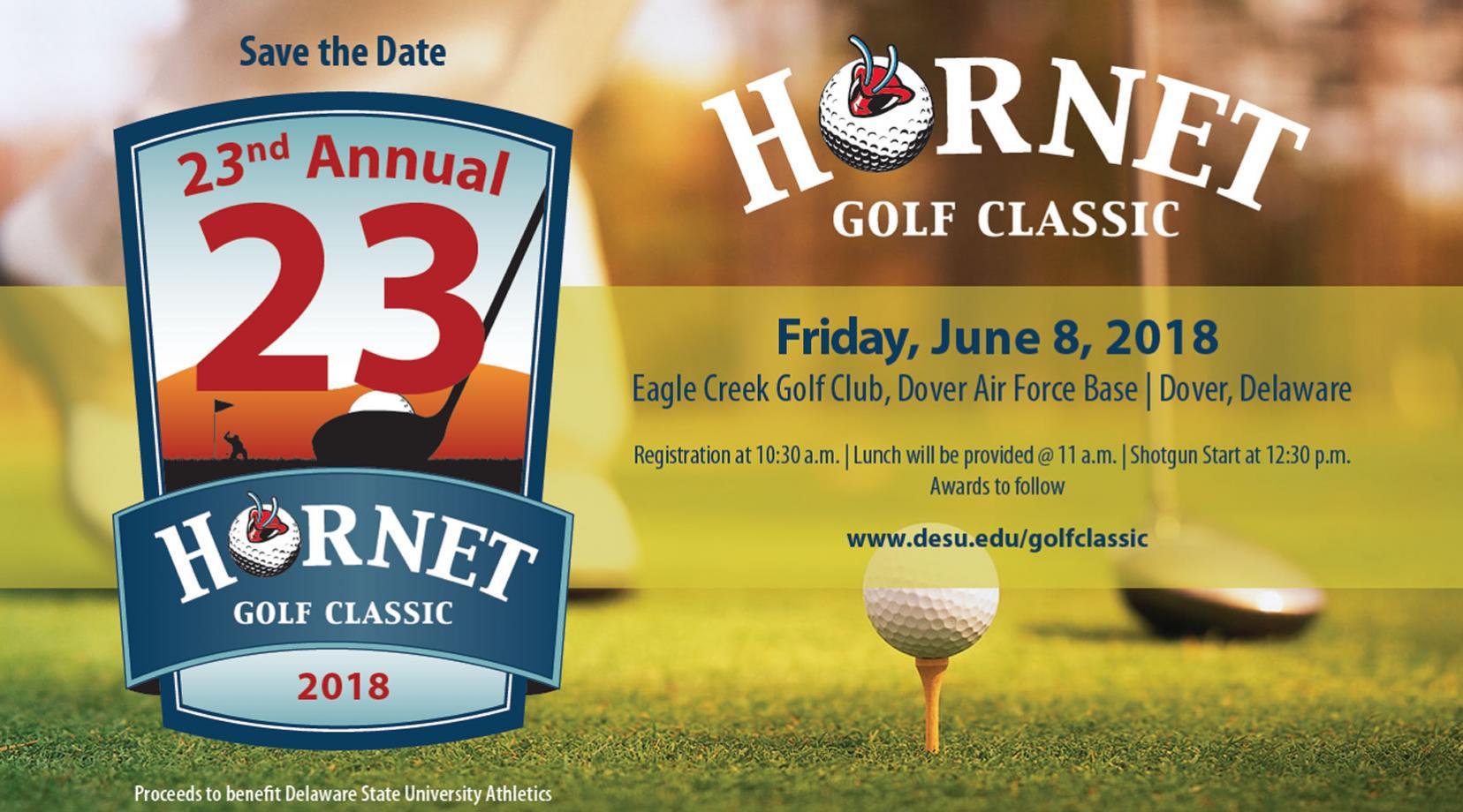 Hornet Golf Classic 2018