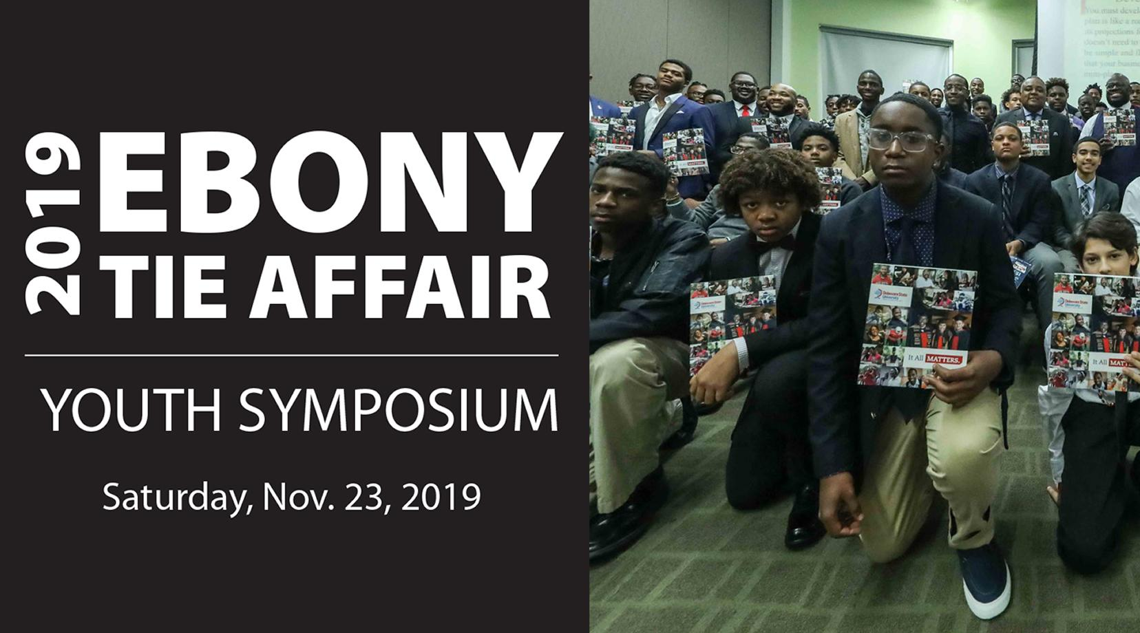 Ebony Tie Affair Youth Symposium