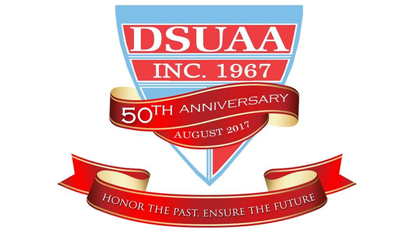 Delaware State University Alumni Association Celebrating the 50th Anniversary of the DSUAA Charter.