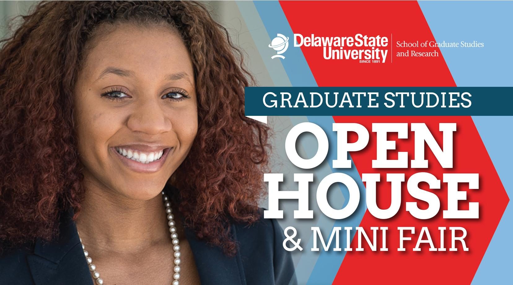 Graduate Studies Open House & Mini Fair