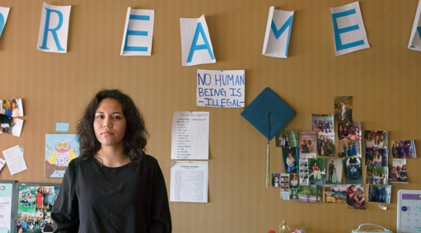 <p>DSU, Opportunity Scholarship, DACA, New York Times Magazine</p>