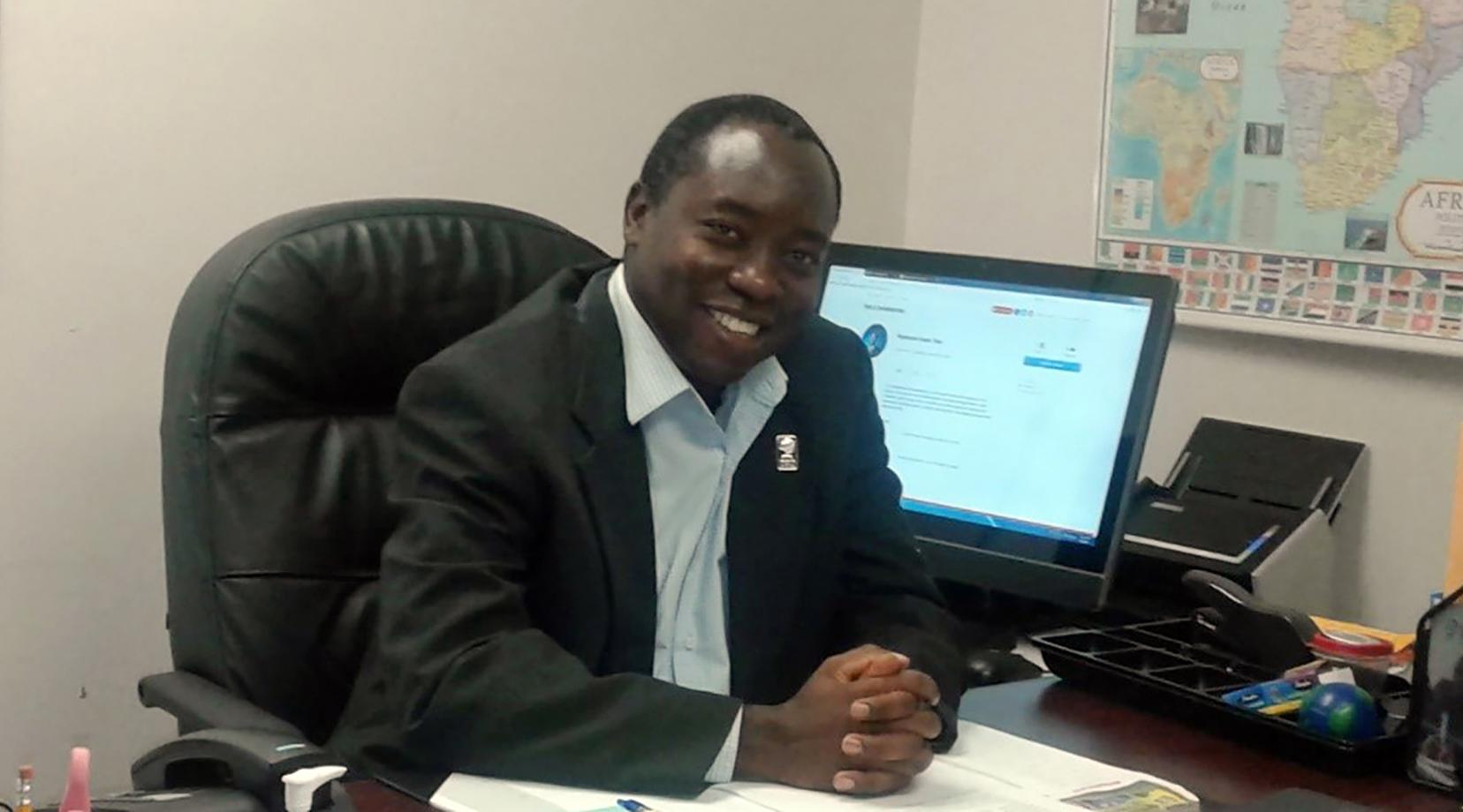 Dr. Raymond Tutu will spend time at Kampala International University this summer as part of a Visiting Professorship Fellowship.