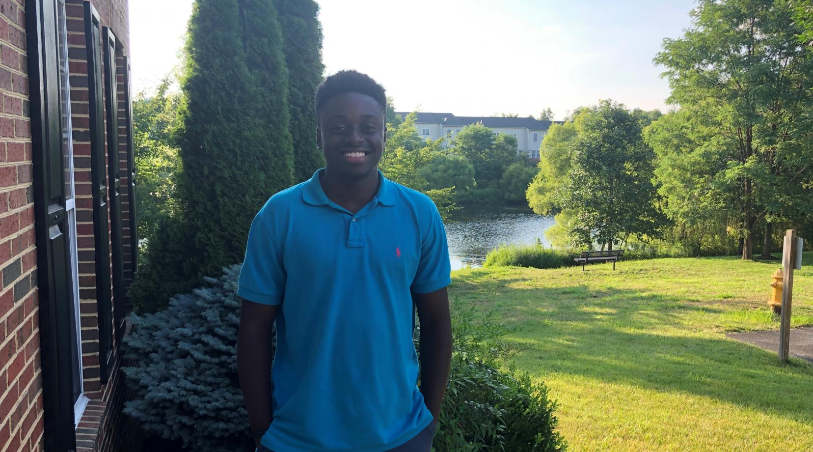 <p>Gregory F. Moore, a 3.94 GPA College of Business undergraduate, has been selected by Facebook to attend its HBCU Business Student Summit this summer.</p>