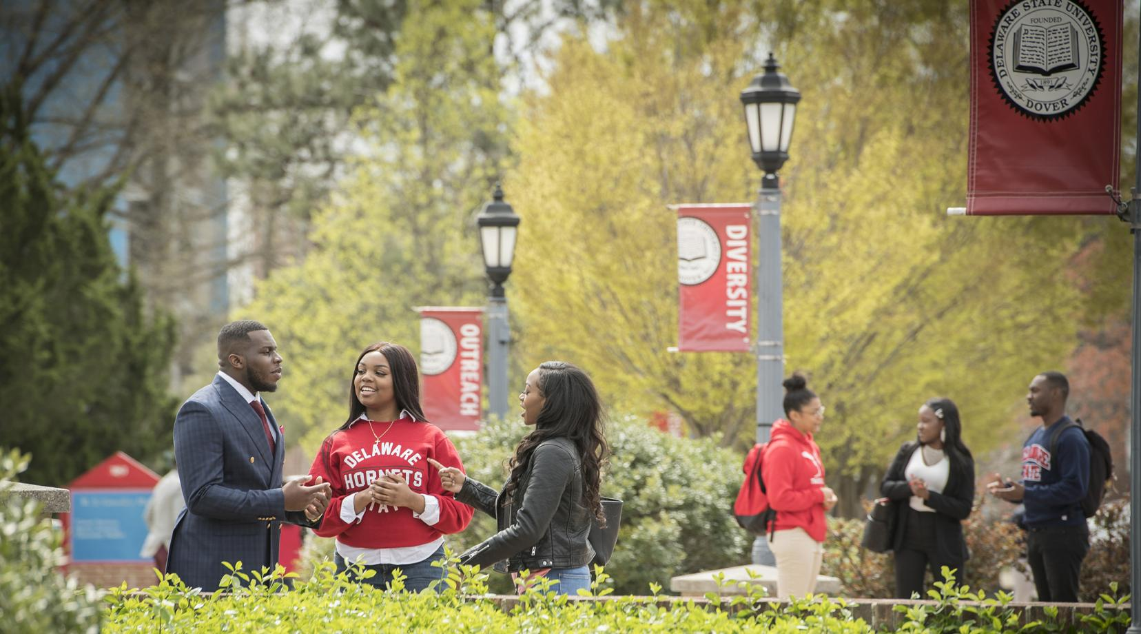 <p>With a total enrollment of 5,054 students for the 2019-2020 academic year, Delaware State University has broken all prior enrollment records for the ninth time in ten years.</p>