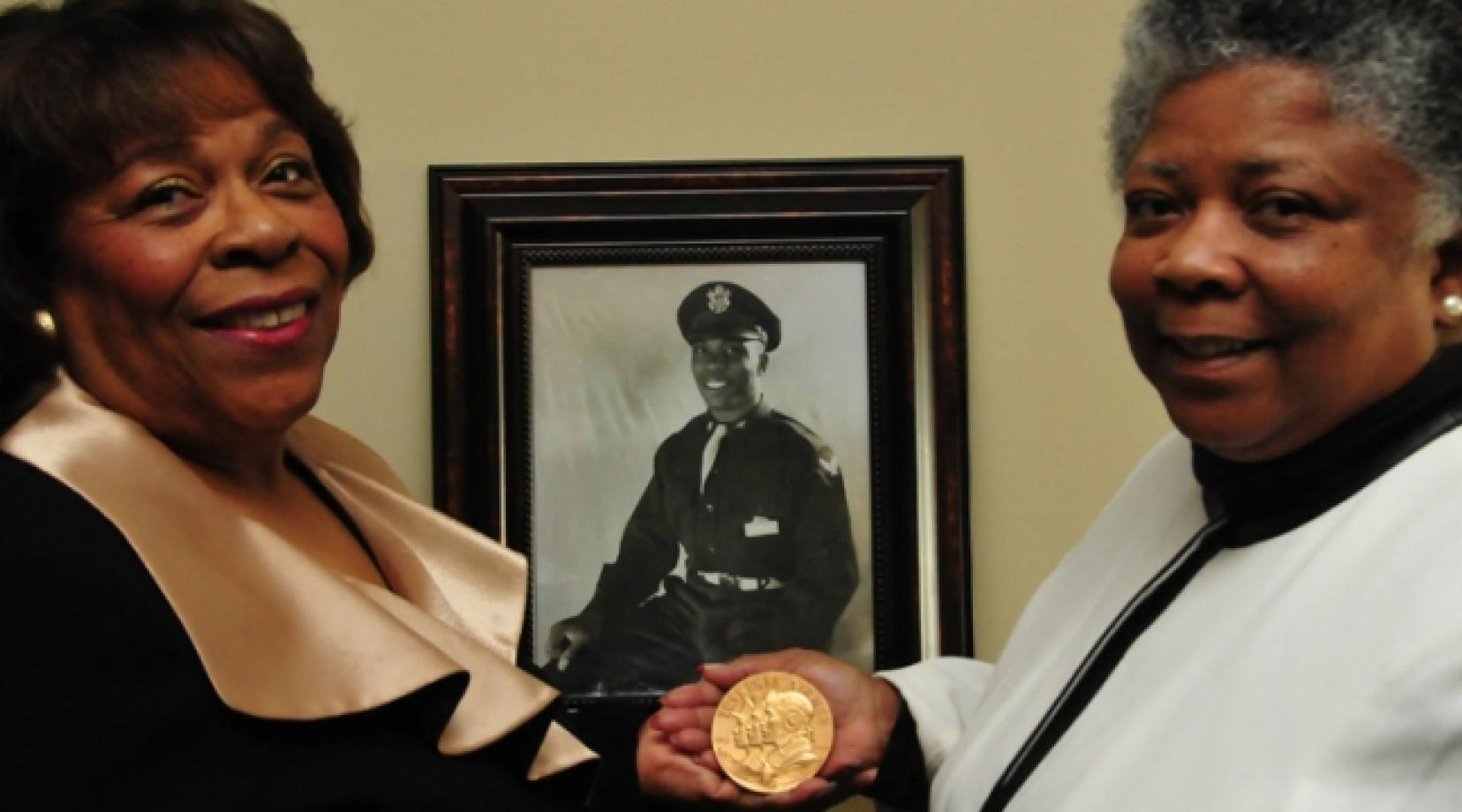 DSU, Dr. Luna I. Mishoe, Tuskegee Airmen