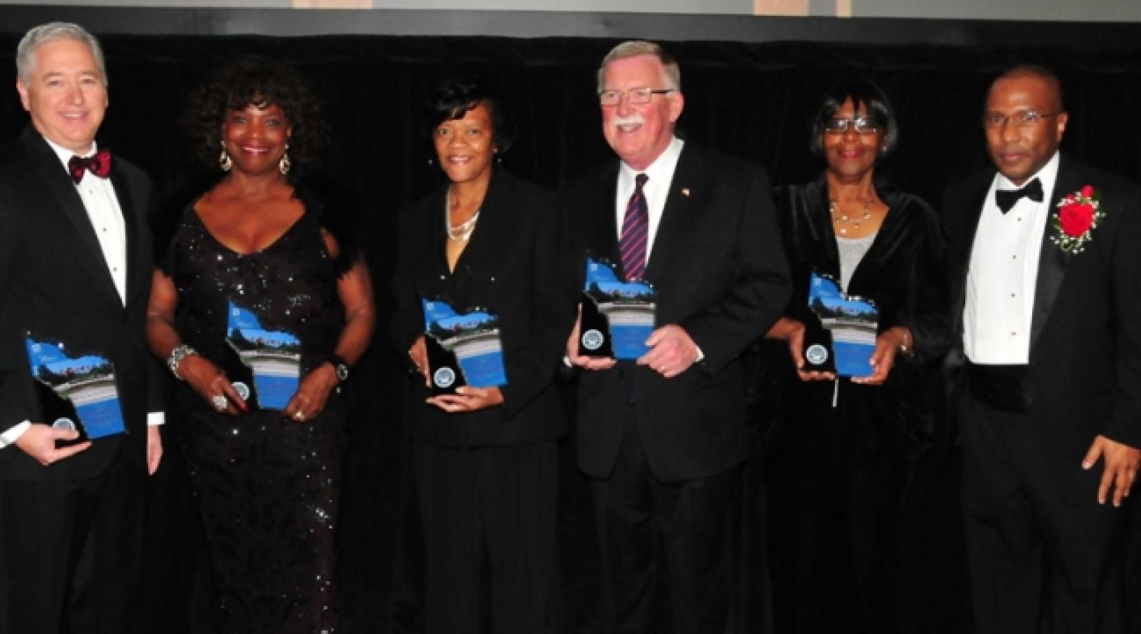 <p>DSU, Scholarship Ball, Community Partner Awards</p>