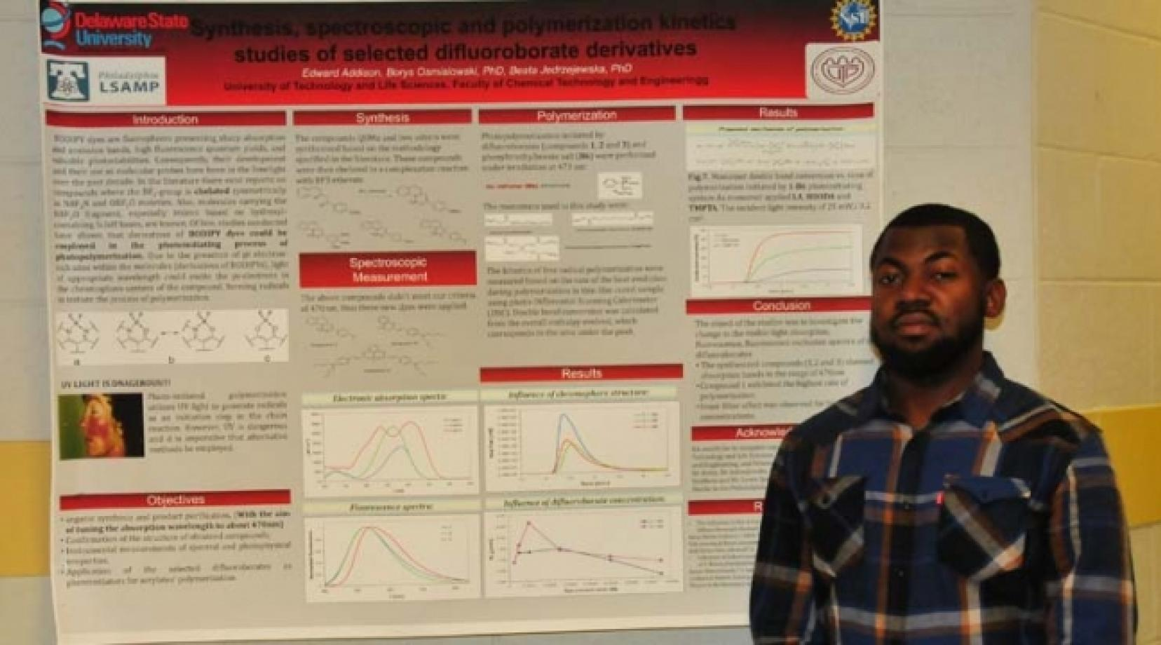 DSU, Research, AMP Conference
