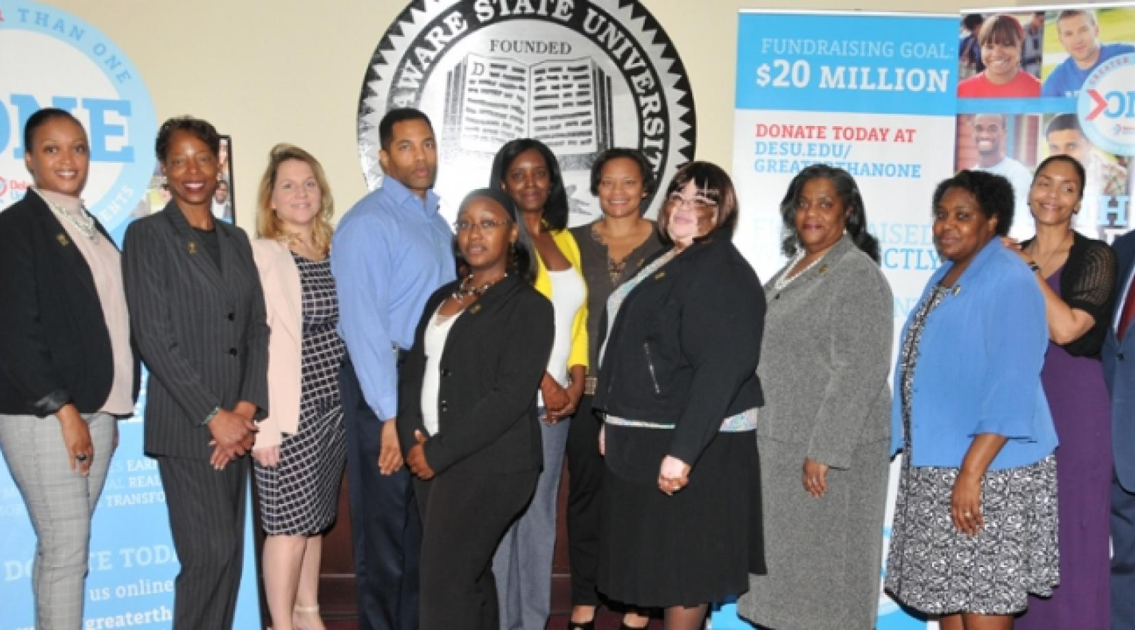 DSU, Greater Than One, Fundraising