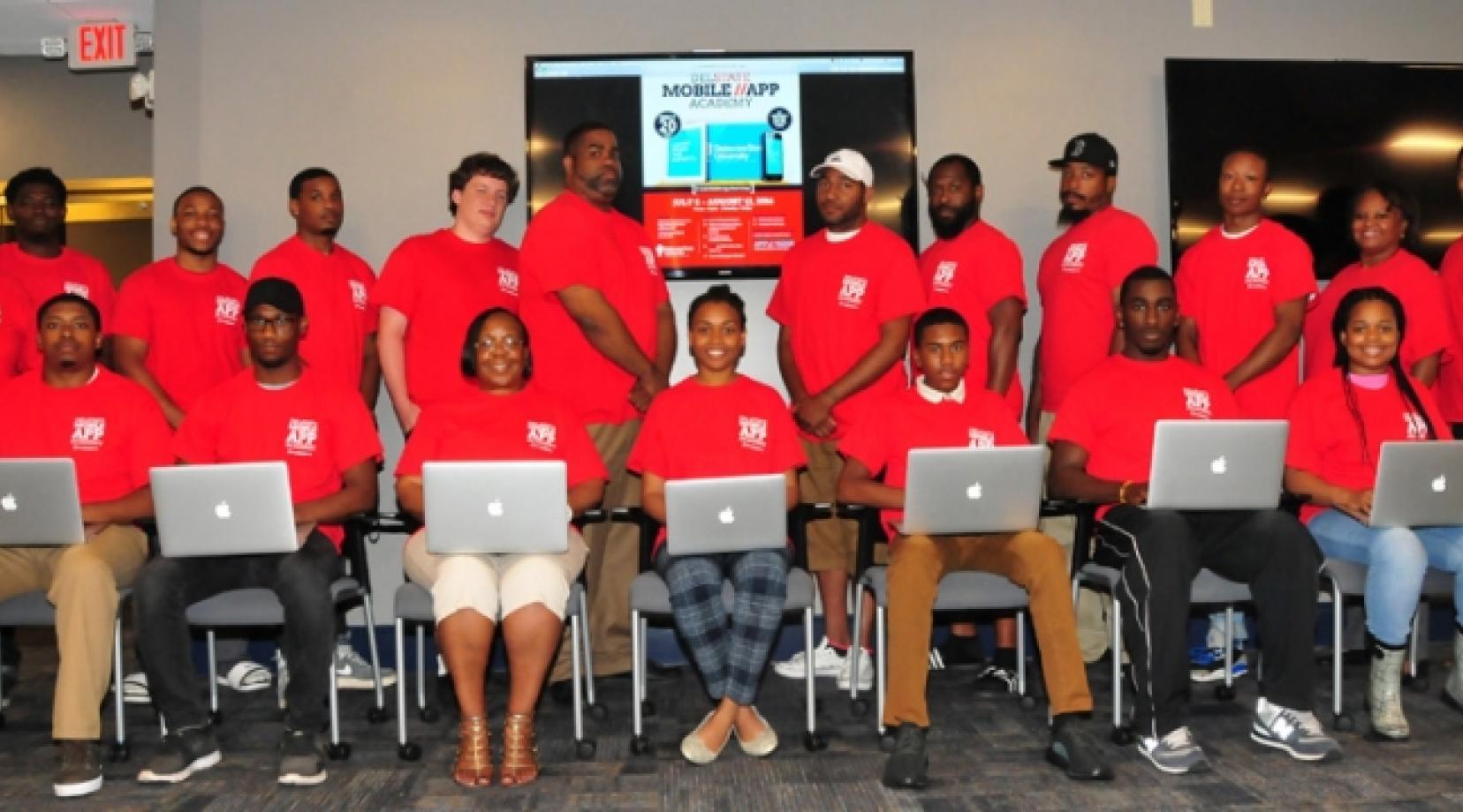 DSU, Mobile App training, Apple