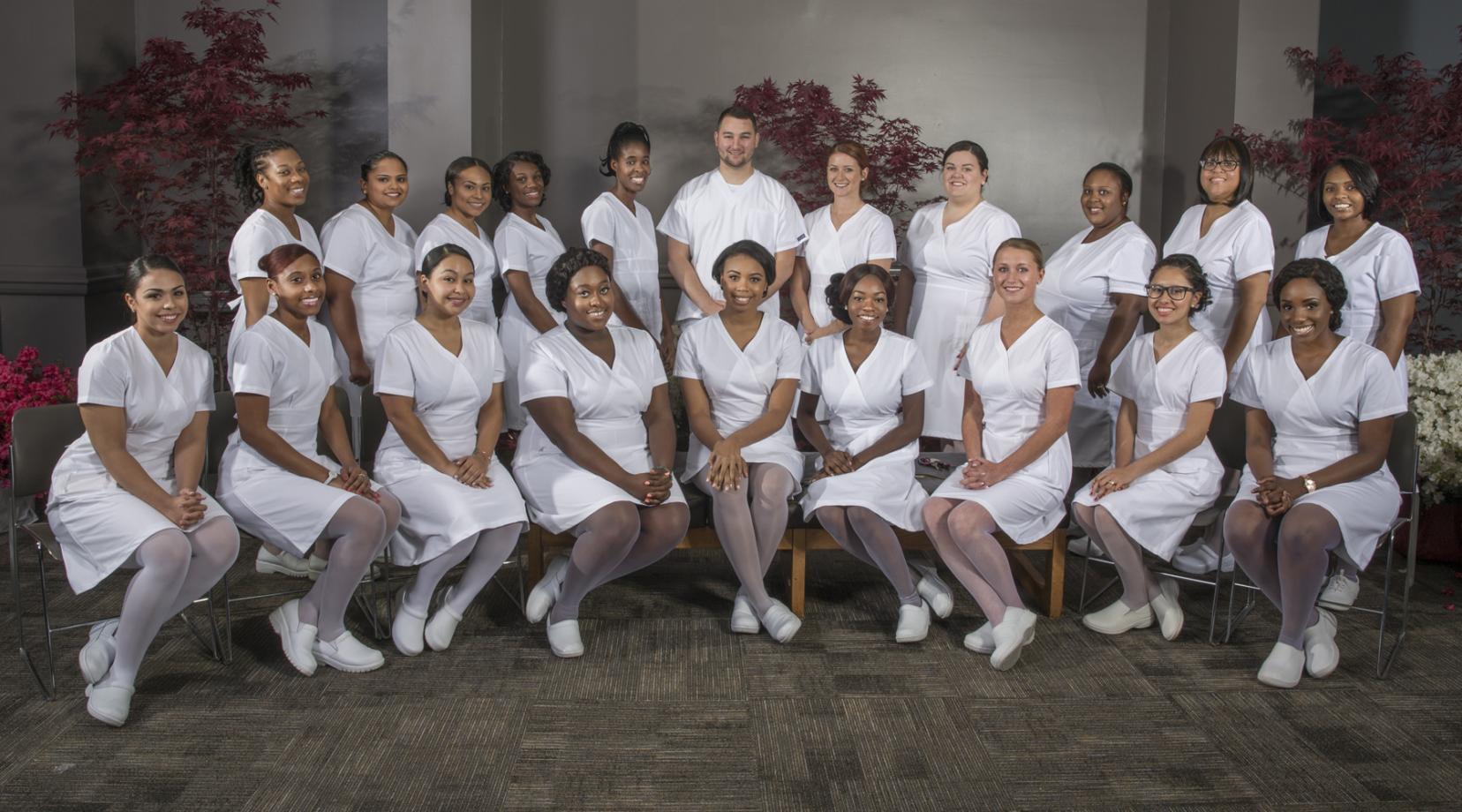 2017 Nursing Graduates