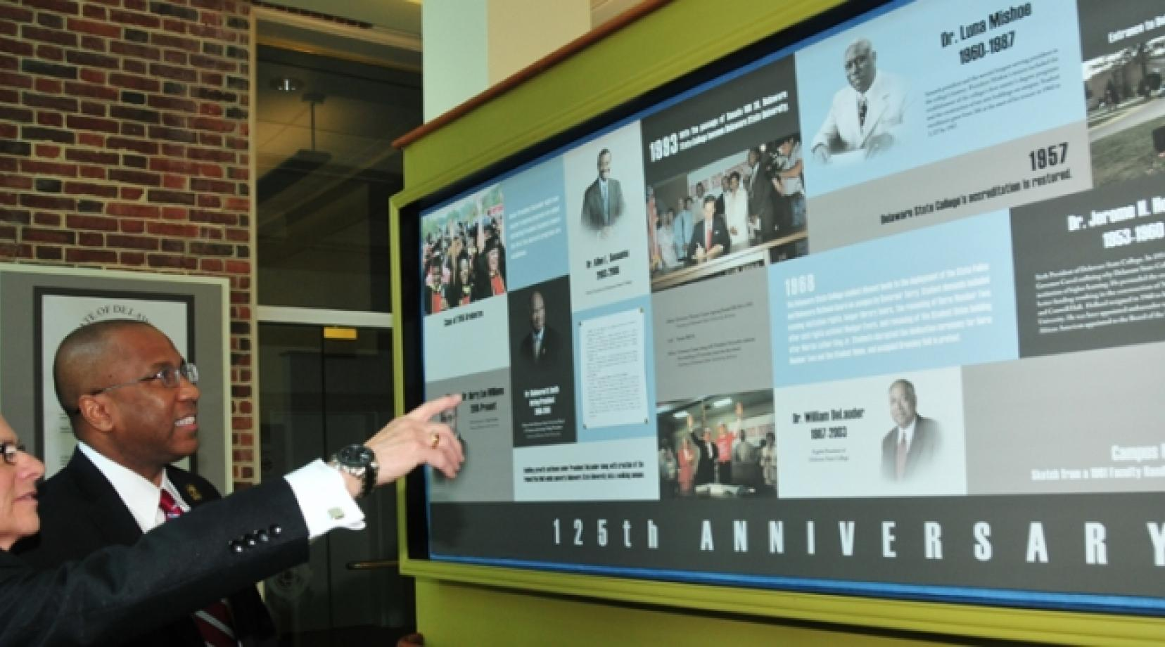 State Archives Unveils 125th year DSU Exhibit