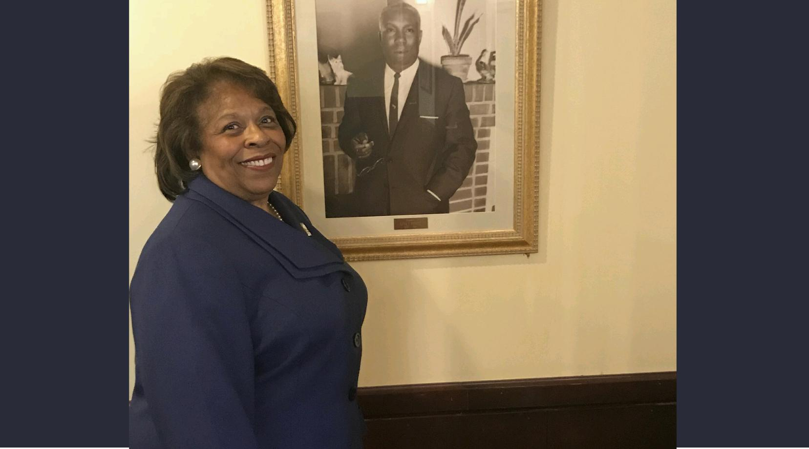 Dr. Wilma Mishoe has made DSU history by becoming the first offspring of a DSU president to serve in the same leadership position at Del State. Dr. Mishoe began her new chapter on Jan. 2 as the interim DSU president.