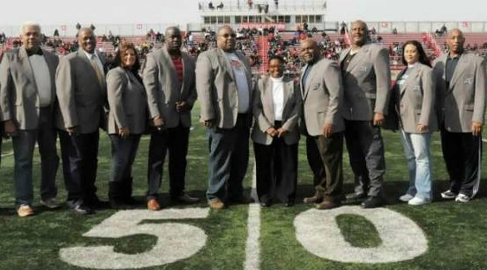 <p>DSU Sports Hall of Fame</p>