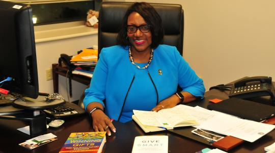 <p>Dr. Vita Pickrum has been selected to serve on the Board of Trustees of the Council for Advancement and Support of Education (CASE)</p>