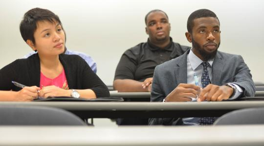 <p>DSU's great strides in achieving its highest-ever levels of freshmen retention and graduation rates over the last four years is a major factor in the University's rise to 12th in the U.S. News & World Reports' annual HBCU rankings.</p>