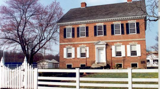 <p>DSU has received a three-year $500,000 grant from the National Park Service to go toward much needed repairs to its historic Loockerman Hall.</p>