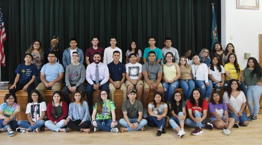 "<p>A new freshman class of ""Dreamers"" have begun their academic journey at DSU this fall. It is the third consecutive school year that DSU has gladly enrolled DACA students as part of the Opportunity Scholarship Program.</p>"