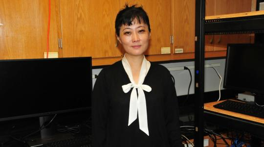 <p>Dr. Jun Ren, assistant professor of physics and engineering, will use the almost $1 million National Science Foundation grant to research the utilization of plasma as a medium for high-intensity laser.</p>