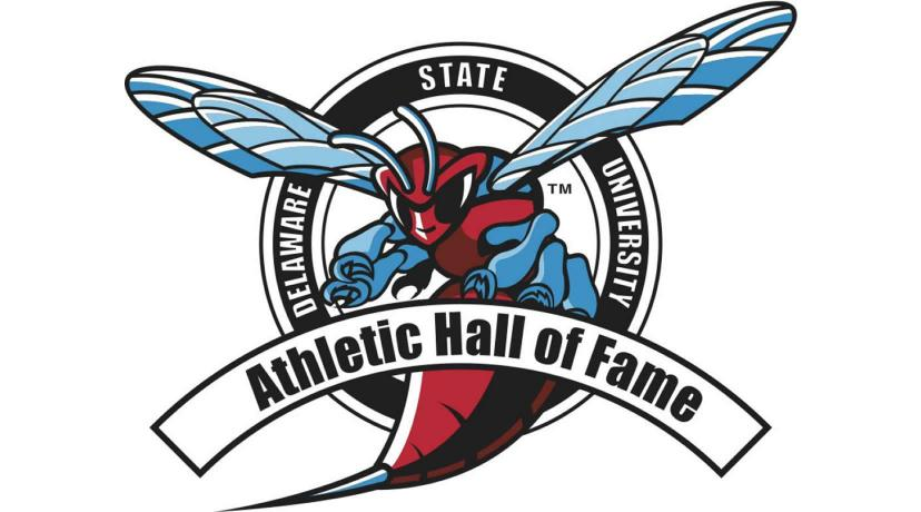 <p>Delaware State University Athletic Hall of Fame</p>