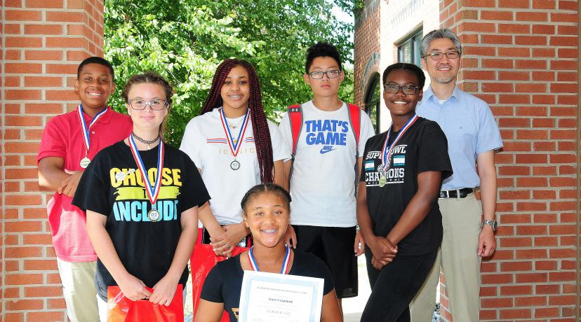 <p>2018 Food Biotechnology Summer Camp participants</p>