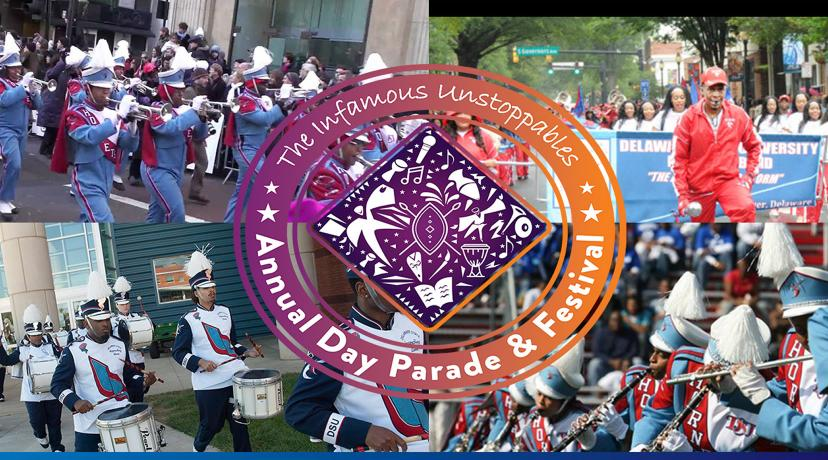 <p>Annual Day Parade &amp; Festival</p>