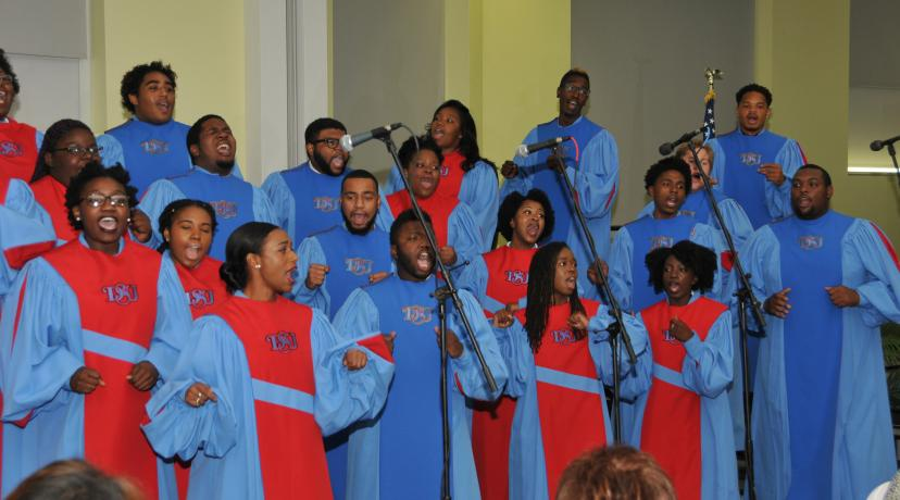 <p>DSU Concert Choir</p>