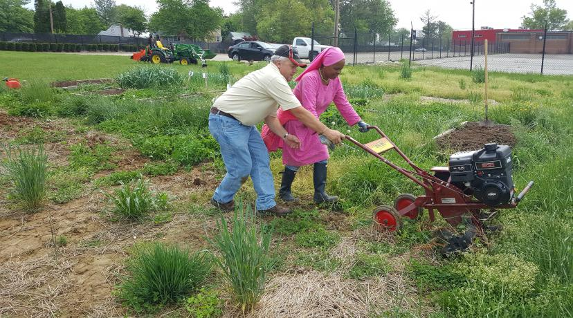 <p>Profiting from a Few Acres - Small Farms Conference</p>