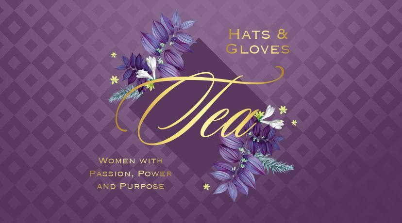 <p>Hats and Gloves Tea</p>