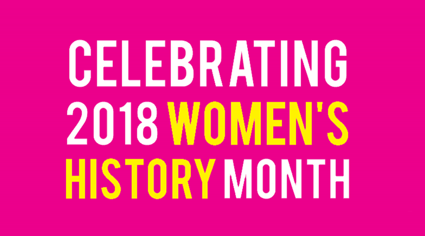 <p>DSU is celebrating 2018 Women's History Month</p>