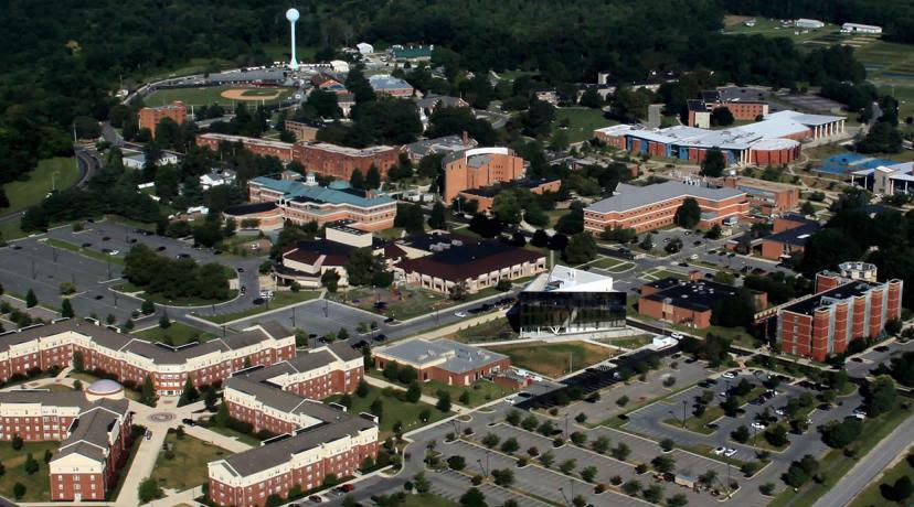 <p>DSU Campus in Dover, DE</p>