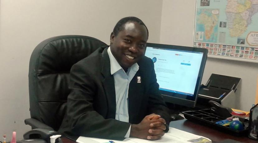 <p>Dr. Raymond Tutu will spend time at Kampala International University this summer as part of a Visiting Professorship Fellowship.</p>