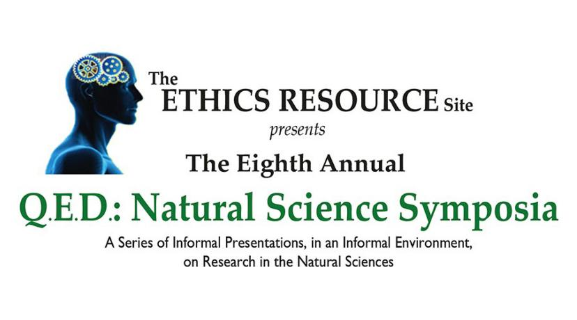 <p>The Eighth Annual QED: Natural Science Symposia</p>