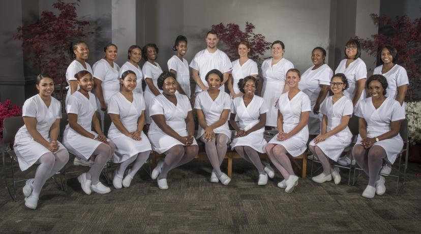<p>2017 Nursing Graduates</p>